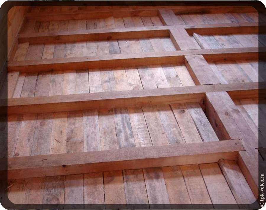 Настил ламината своими руками на деревянный пол на даче 45