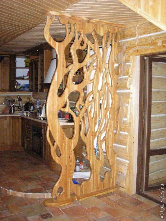 Предметы для дома из дерева
