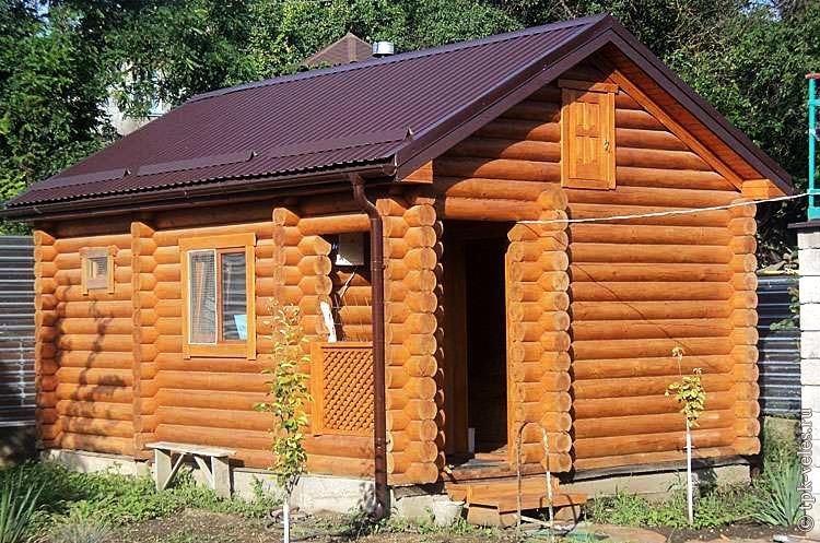 Деревянный дом | Срубы дома и бани | Строительство деревянных ... | 497x750